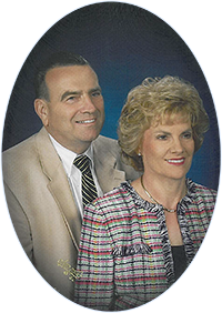 John and Nancy Parcell