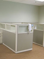 cubicle two